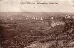 - La Butte Pinson - Les Carrières - - Pierrefitte Sur Seine