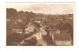 CPA Royaume Uni Dorset SAINT JAMES Shaftesbury - Angleterre