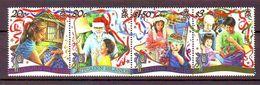 PN - 2000 Christmas  4v - MNH - Sellos