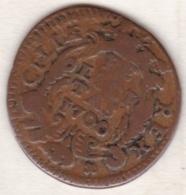 Regno Di Sicilia . Grano 1700 Palermo . Carlo II - Monnaies Régionales