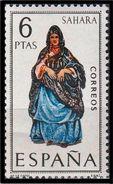 ESPAÑA 1970 - TRAJES TIPICOS REGIONALES - SAHARA - EDIFIL Nº 1951 - YVERT 1608** - 1931-Aujourd'hui: II. République - ....Juan Carlos I