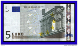 """5 EURO """"N""""AUSTRIA Firma DUISENBERG  F004 G1  CIRCULATE SEE SCAN!!!!!! - EURO"""