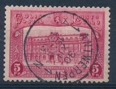 """BELGIE - TR 172 - Cachet  """"ANTWERPEN 1"""" Litt. A N - (ref. 16.981) - Chemins De Fer"""