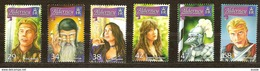 Alderney Aurigny 2006 Yvert 267-272 *** MNH Cote 13 Euro - Alderney