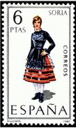 ESPAÑA 1970 - TRAJES TIPICOS REGIONALES - SORIA - EDIFIL Nº 1957 - YVERT 1627** - 1931-Aujourd'hui: II. République - ....Juan Carlos I