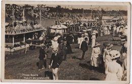 House Boats   HENLEY ON YARRA - 1909 - Melbourne