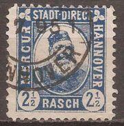 Hannover Mi.10 - Privatpost