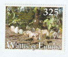 WF - 2001, Fakavelikele Tomb 1v - MNH - Wallis Y Futuna