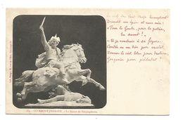 STATUE DE VERCINGETORIX EXECUTEE PAR BARTHOLDI - Sculptures