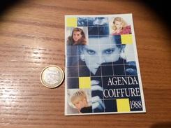 Calendrier 1985 (Agenda 20 Pages) «Photos De Coiffures De Femmes Et D'enfants» - Kleinformat : 1981-90