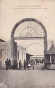 CPA Le Maroc, Pittoresque, Casablanca, Porte D'entrée De La Douane (pk40328) - Casablanca