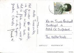 Ghana 2007 Legon Susanna Alhassan Minister C9000 Viewcard - Ghana (1957-...)