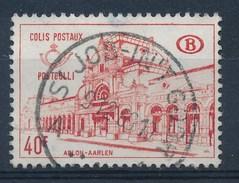 "BELGIE - TR 403 - Cachet  ""ST-JOB-IN-'T GOOR"" - (ref. 16.989) - Chemins De Fer"