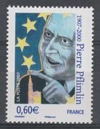 France, Pierre Pflimlin, French Politician, 2007, MNH VF - Francia