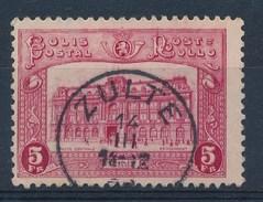"BELGIE - TR 172 - Cachet  ""ZULTE"" - (ref. 16.997) - Chemins De Fer"