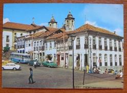 Cartão Postal Ouro Preto - Tarjeta Postal - Brasil - Recife