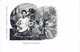 Carte Postale Ancienne De  CAMBODGE - Cambodge