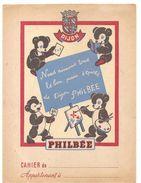 Protège Cahier PHILBEE Nous Aimons Tous Le Bon Pain D'épices Philbée - Gingerbread