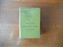 ENCYCLOPEDIE DES OUVRAGES DE DAMES PAR THERESE DE TILLEMONT BIBLIOTHEQUE D.M.C. 870 PAGES - Encyclopaedia