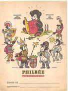 Protège Cahier PHILBEE Le Bon Pain D'épices De Dijon Collrction Des Grands Capitaines Et Des Rois De France - Gingerbread