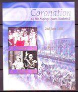 KI - 2003, Coronation S/s - MNH - Kiribati (1979-...)