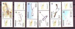 KI - 2003 The 100th Anniversary Of The Powered Flight 6v - MNH - Kiribati (1979-...)