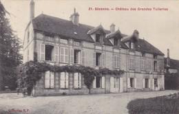 Marne - Sézanne - Château Des Grandes Tuileries - Sezanne