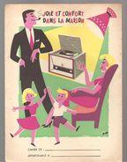 Protège Cahier PHILIPS Joie Et Confort Dans La Maison Achetez PHILIPS C'est Plus Sur ! - Book Covers