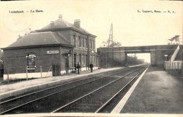 Linkebeek - La Gare Statie (animation, Lagaert) - Linkebeek