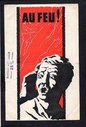 """Brochure """"Au Feu ! """" Ets Phillips & Pain Paris / Moto Pompes,Postes D'incendie,Intallations Automatiques,Extincteurs - Pompiers"""