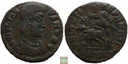 Roman Empire - AE Follis Of Julian II As Caesar (355 - 363 AD), FEL TEMP REPARATIO, Horseman - 7. L'Empire Chrétien (307 à 363)