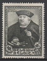 Belgie  .      OBP    .   410    .      **     .     Postfris ZONDER Charnier . / . Neuf SANS Charniere - Belgique
