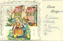 """Biglietto A Finestra """"Buona Pasqua"""" - Religion & Esotericism"""