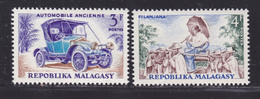 MADAGASCAR N°  410 & 411 ** MNH Neufs Sans Charnière, TB  (D0948) - Madagascar (1960-...)