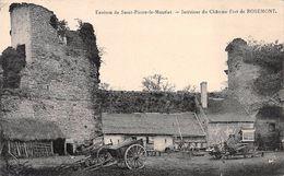 Environs De Saint Pierre Le Moutier - Intérieur Du Château Fort De ROSEMONT - Très Bon état - France