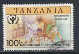 °°° TANZANIA - Y&T N°571 - 1990 °°° - Tanzania (1964-...)