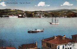 Vue De Kouleli - Constantinople - Turkey - Turkey