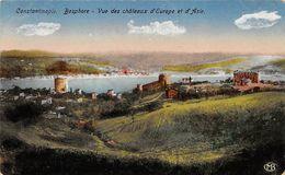 Bosphore - Vue Des Chateaux D'Europe Et D'Asie - Constantinople - Turkey - Turkey