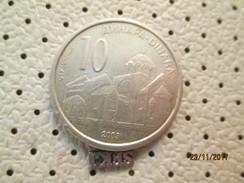 SERBIA 10 Dinars 2008 # 5 - Serbia