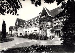 BRUXELLES (1180) - Santé Mentale : Façade Principale De L'Institut Fond'Roy, 43 Avenue Jacques Pastur, à Uccle. CPSM. - Gezondheid, Ziekenhuizen