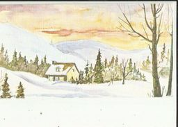 Carte Neuve De  Bonne - Nouvel An