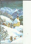 Carte Neuve De Meilleurs Voeux - Noël