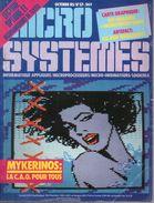 Micro-systèmes N°57, Octobre 1985 - Informatique