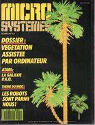 Micro-systèmes N°81 , Décembre 1987 - Informatique