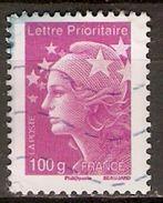 FRANCE    -  2011 .  Y&T N° 4570 Oblitéré .    Marianne - France