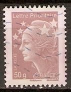 FRANCE    -  2011 .  Y&T N° 4569 Oblitéré .    Marianne - Used Stamps