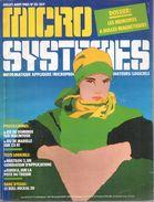 Micro-systèmes N°55 , Juillet 1985 - Informatique