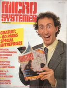 Micro-systèmes N°68, Octobre 1986 - Informatique