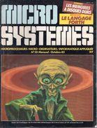 Micro-systèmes N°35, Octobre 1983 - Informatique