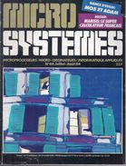Micro-systèmes N°44 - Juillet 1984 - Informatique